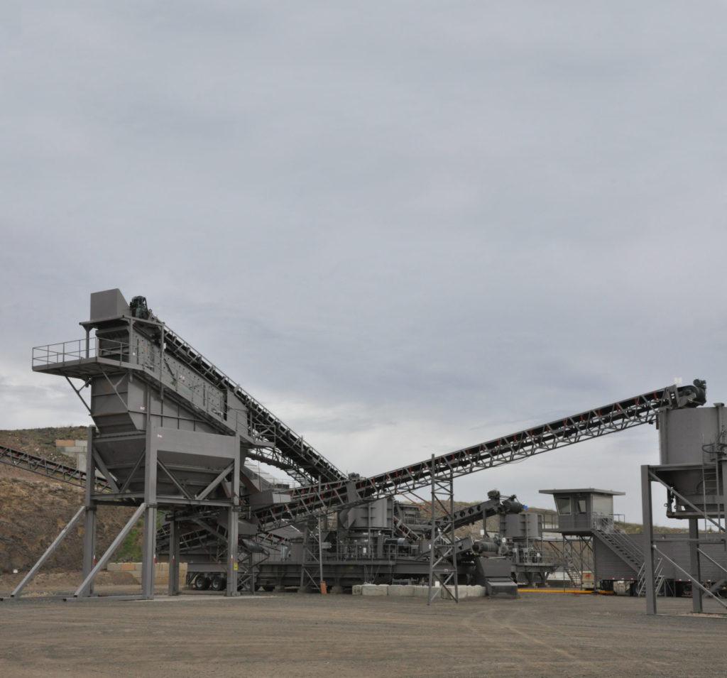 heavy machinery